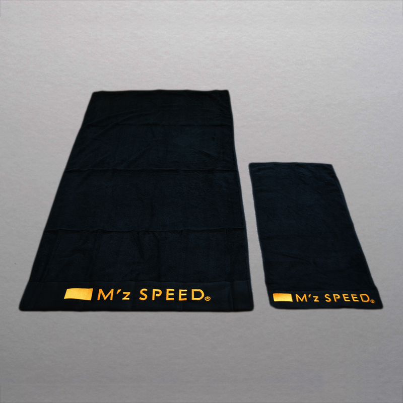 M'z Bath towel & face towel