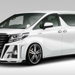 新型アルファード,コンプリートカー,ZEUS