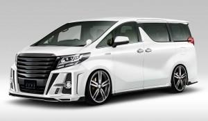 新型 アルファード エムズスピード コンプリートカー