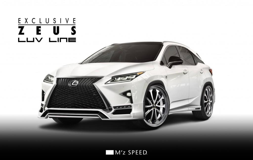 RX、新車、コンプリートカー、デザイン